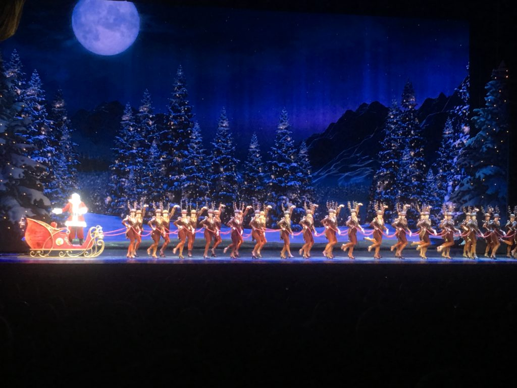 Rockettes Christmas Spectacular New York City