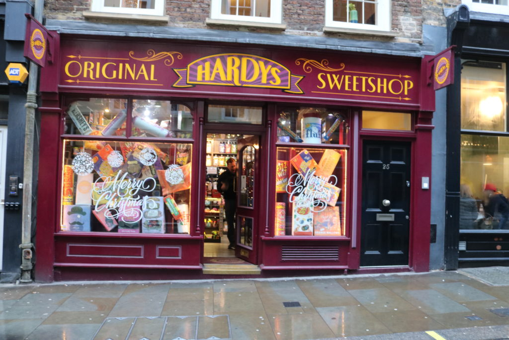 Harry Potter Honeydukes Hardys