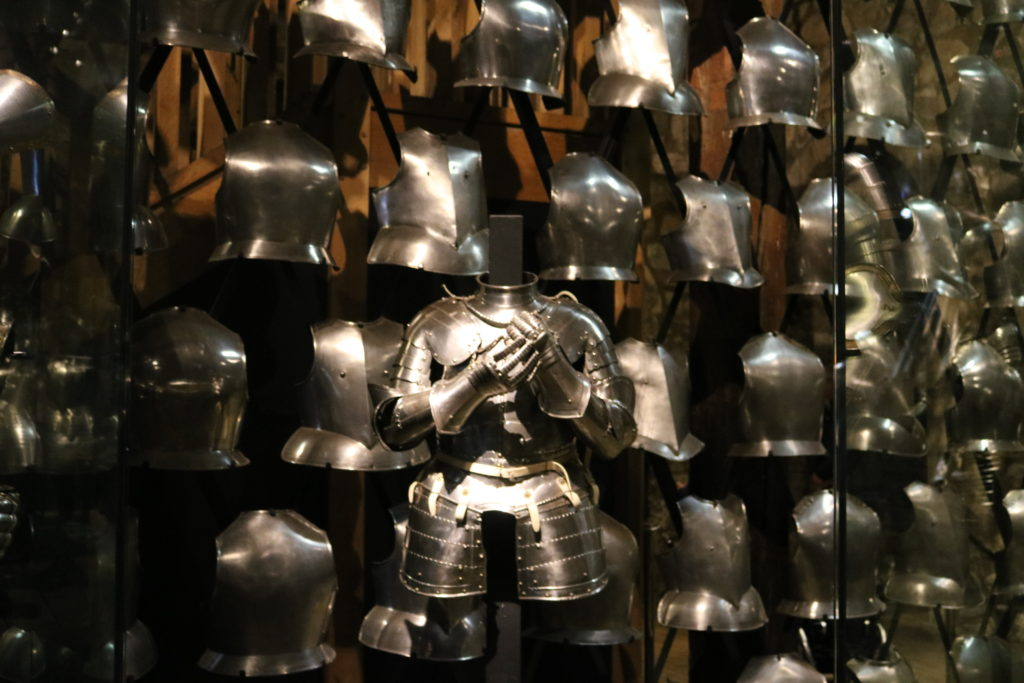 Tower of London Armor Knights Travel