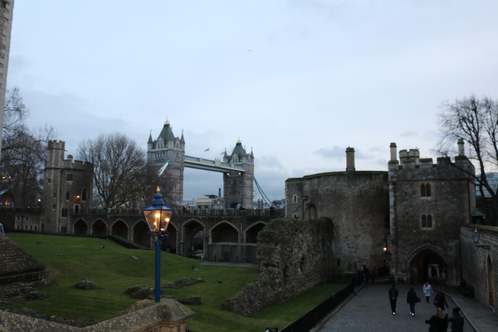 Tower of London Tower Bridge