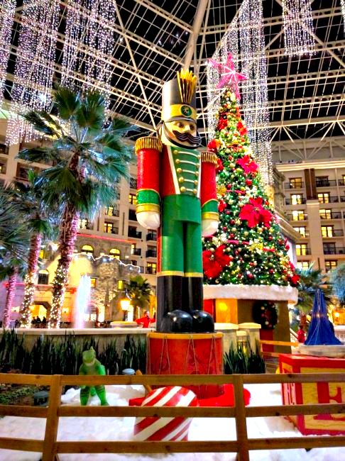 Gaylord Hotel Winter Wonderland, Dallas TX